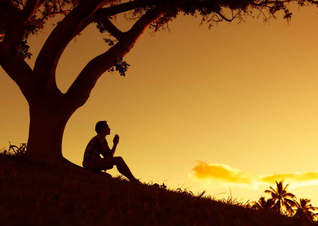 Prayer and Meditation To Reduce Caregiver Stress