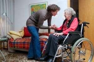 The Lone Family Caregiver