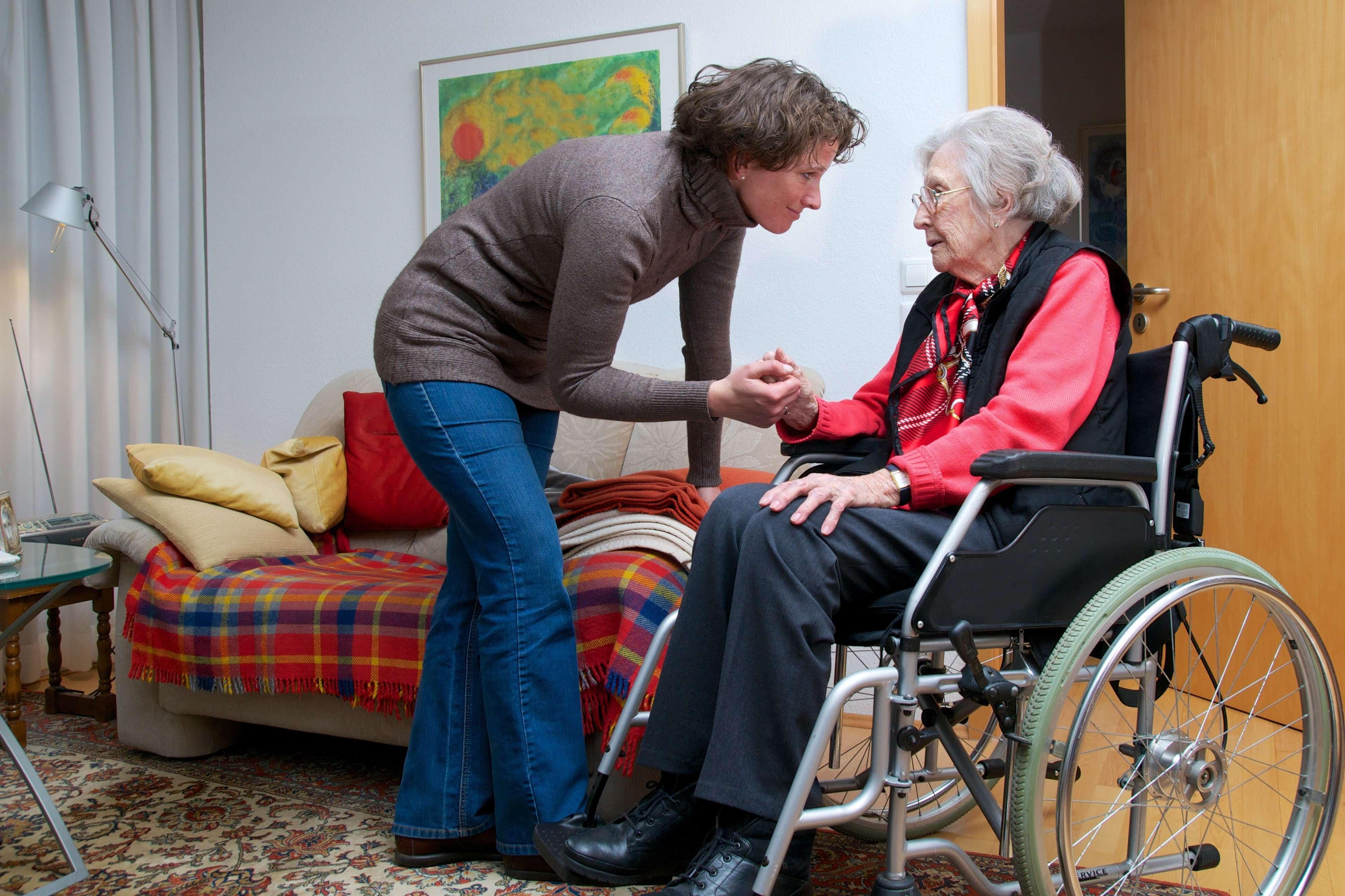 Lone Family Caregiver
