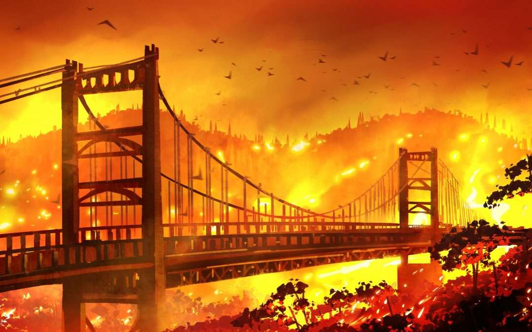 Burning the Bridges: A Cautionary Tale