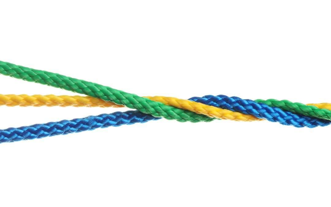 Stronger Together | A Threefold Cord